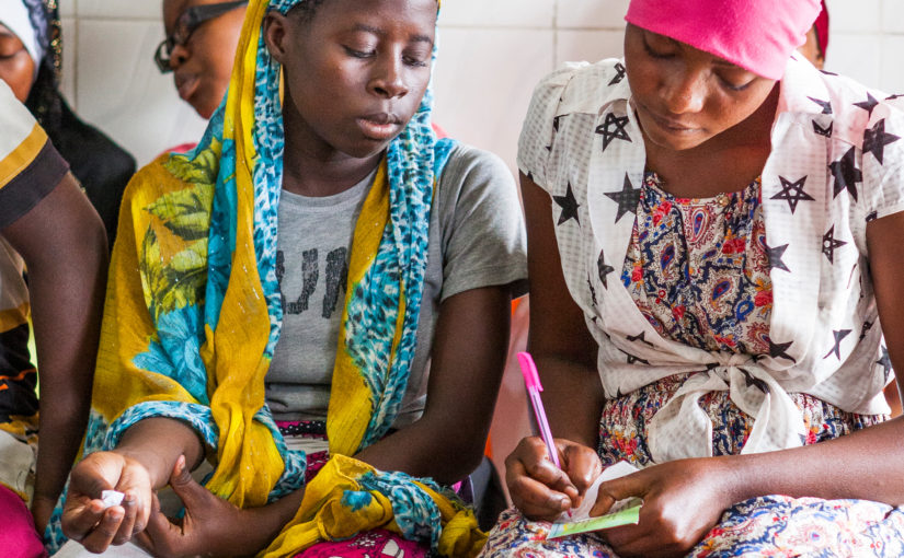 A Girl with a Plan! Reimagining Contraceptive Services with Adolescent Girls in Ethiopia, Nigeria and Tanzania